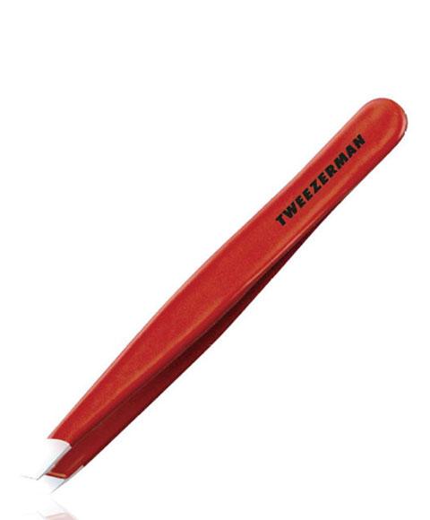 Makeup Accessories Red Slant Tweezer Pakswholesale
