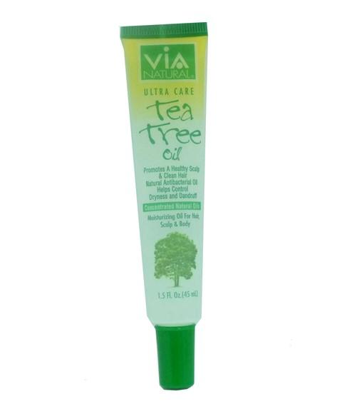 Via Natural Ultra Care Tea Tree Oil