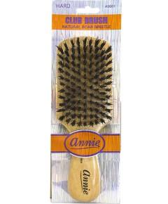 Annie Annie Annie Natural Boar Bristle Hard Club Brush