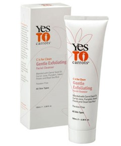 Yes To Carrots Carrots C Is For Clean Gentle Exfoliating