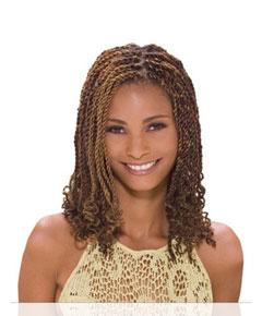 Model Model Glance Model Model Syn Jamaican Twist Braid